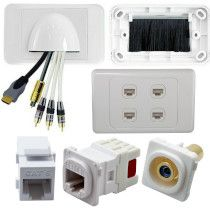Jacks & Wallplates